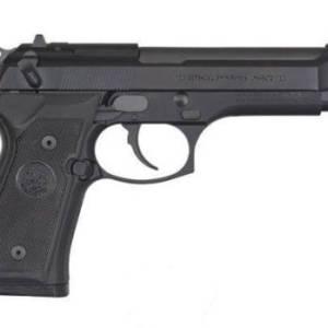 Beretta 92 FS 9MM DA 10RD-0