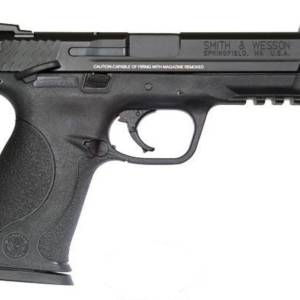 S&W M&P 40 w/Thumb Safety-0